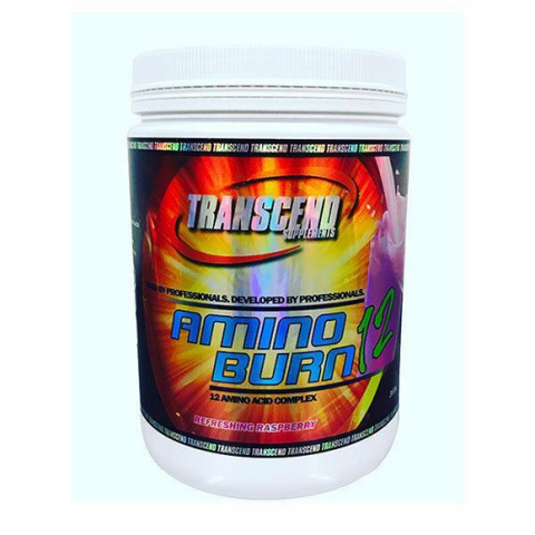 Transcend Supplements Amino Burn 12
