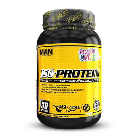 Man Sports Iso-Protein - Fitness Fanatic Supplements Australia