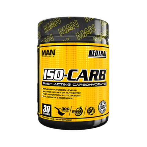 Man Sports Iso-Carb - Fitness Fanatic Supplements Australia