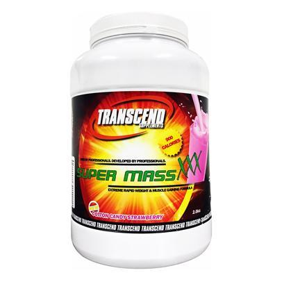 Transcend Supplements Super Mass XXX