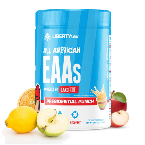 Liberty Labz All American EAAs Powder - Fitness Fanatic Supplements Australia