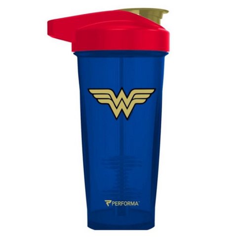DC Comics WONDER WOMAN ACTIV Series Perfect Shaker by Performa