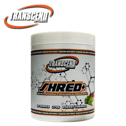 Transcend Supplements Shred +