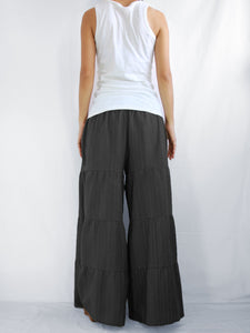 Flares Pants | Wide leg pants & flare trousers - Black