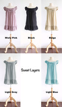 Load image into Gallery viewer, Women Loose Cotton Sleeveless Peasant Blouse