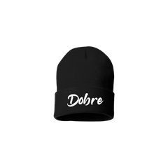 Dobre Embroidered Beanie