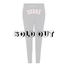 Unisex Athletic Logo Joggers