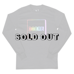 Unisex Gradient Logo Long Sleeve