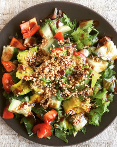 Food: House Signature Salad