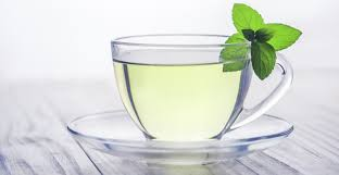 Drinks: Lime Tea