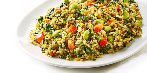 Food: Quinoa Vegetable Stir-Fry