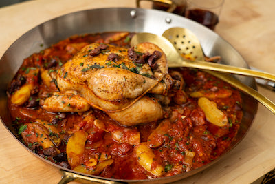 One Pot Provencal Chicken Recipe Step 5