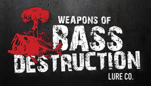 Weapons Of Bass Destruction Lure Co