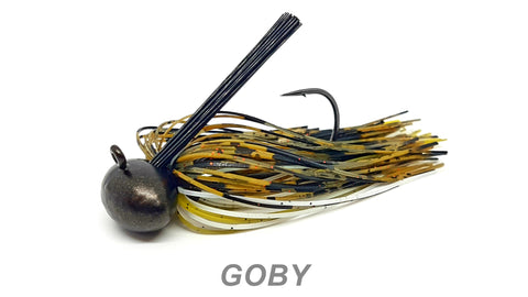 "#38 ""Goby"" Football Jig"
