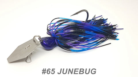 "#65 ""Junebug"" Bladed Jig"