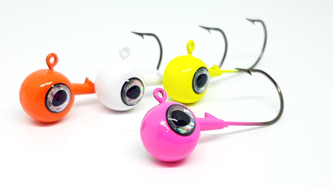 "Fish-Eye Jig ""Assorted"""