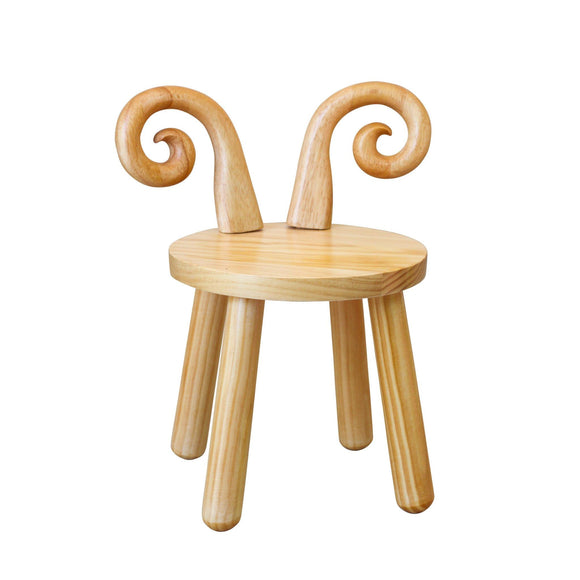 MY HAPPY HELPERS - Wooden Chair for Toddlers - Ram