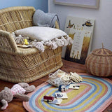 BLOOMINGVILLE MINI - Rainbow Rug