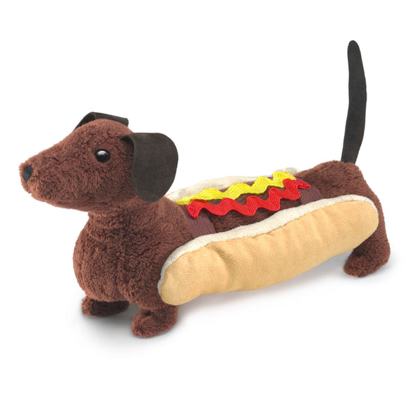folkmanis hot dog puppet