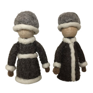 papoose toys winter fairies