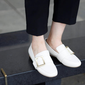 Comfortable Loafer with Arch Support and Orthotic Friendly, Wide feet friendly