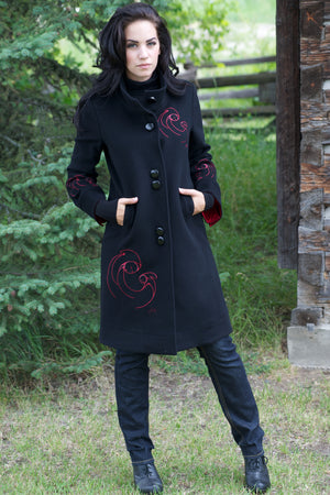Mid-Length Coat