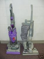 Dyson DC14 Animal vs 2004 Kirby Diamond