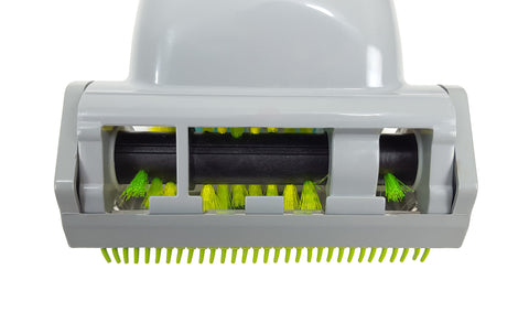Pet Hair Eliminating Stair & Upholstery Cleaning Air-Powered Turbo Head