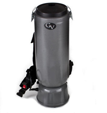 Powerful Lightweight GV 10 Quart Backpack Vacuum