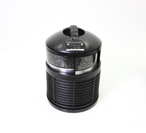 Filter Queen Defender Air Purifier Silver
