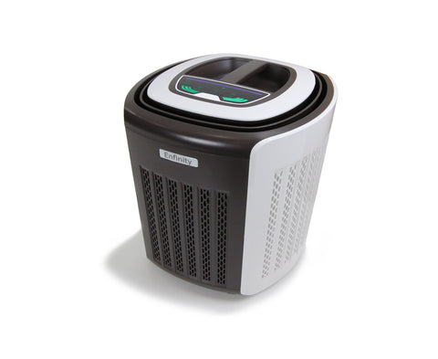 Air Purifying Dust & Allergen Remover w/ Ionizer & 7 YR Warranty by Prolux (Enfinity)