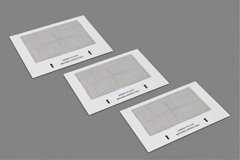 3 Pack of Large Ozone Plates for This New Comfort Commercial Air Purifier