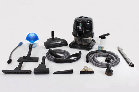 Save $$$ Demo Model HYLA GST Vacuum Cleaner With Tools & 5 YR WARRANTY
