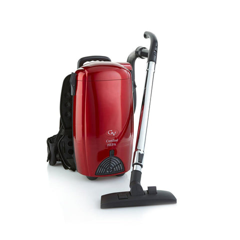 Demo Model Save 25% Powerful Lightweight GV 8 Quart Backpack Vacuum w/ 2 YR Warranty