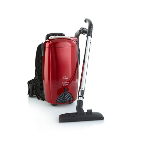 Powerful Lightweight GV 8 Quart Backpack Vacuum w/ 2 YR Warranty