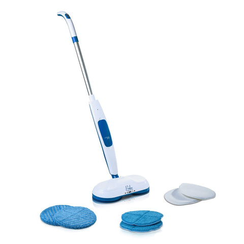 Cordless Floor Cleaner Prolux Mirage Polisher Buffer Scrubber Waxer Mop w/ 3 YR Warranty