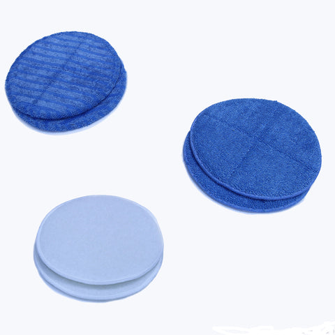 Complete set of replacment Mopping/Scrubbing pads for this Prolux scrubber