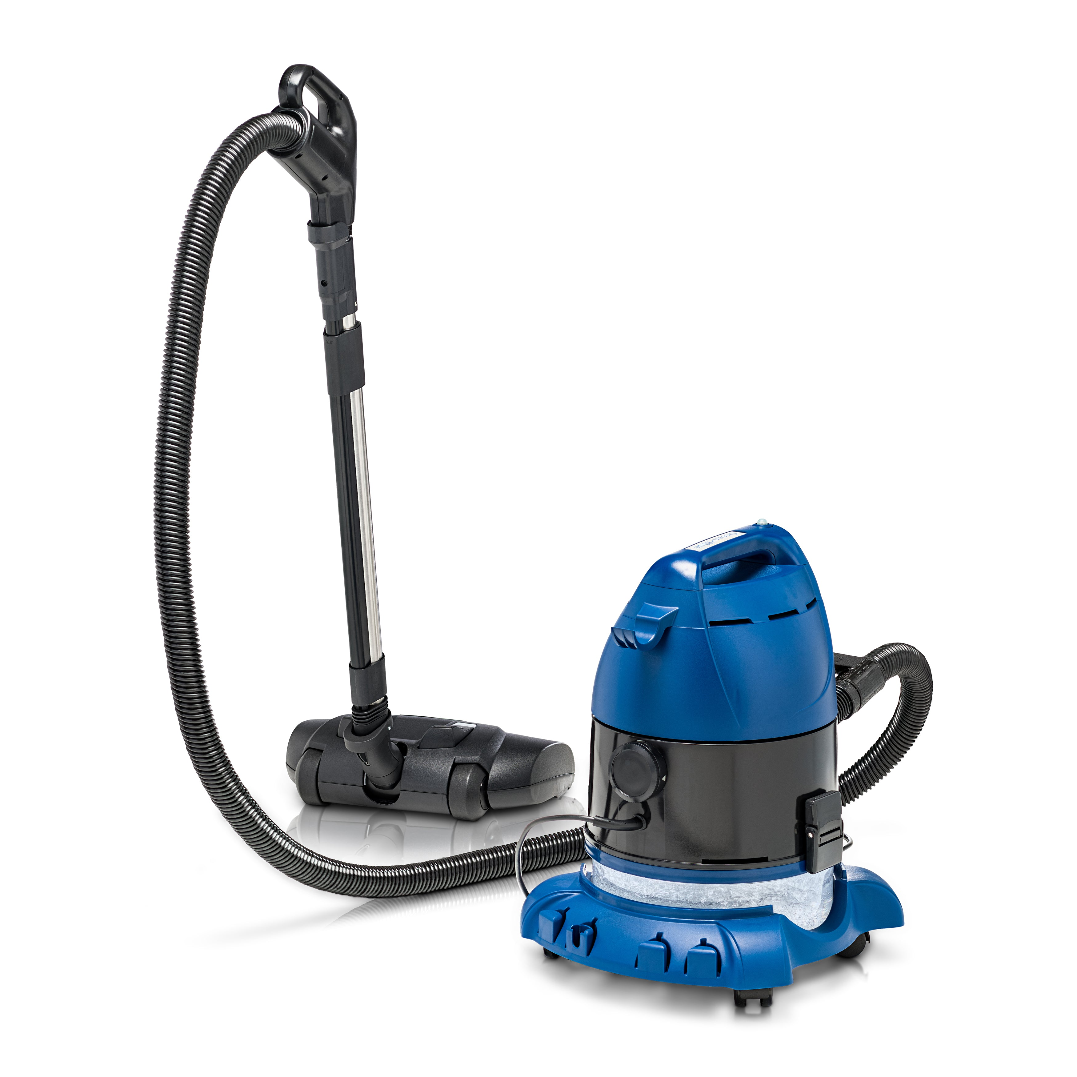 2020 Ocean Blue Water Filtration Bagless Canister Vacuum