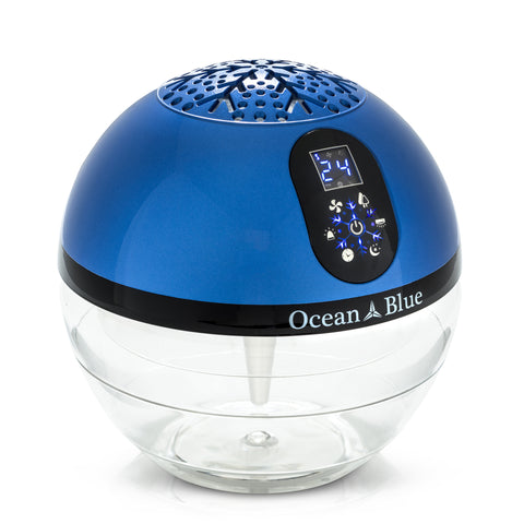 Ocean Blue Water Based Air Purifier, Humidifier & Aromatherapy Diffuser
