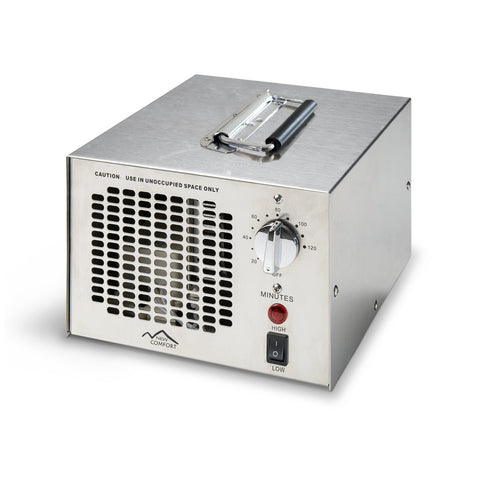 Demo Unit Save 25% Stainless Steel Large Odor Removing Commercial Ozone Generator by New Comfort