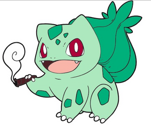 Bulbasaur SmokeMon