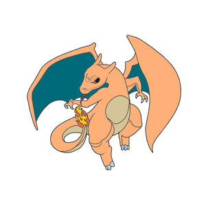 Charizard SmokeMon