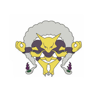 Alakazam SmokeMon