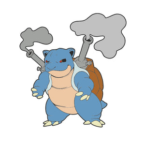 Blastoise SmokeMon