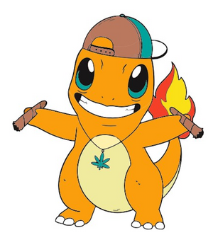 Charmander SmokeMon