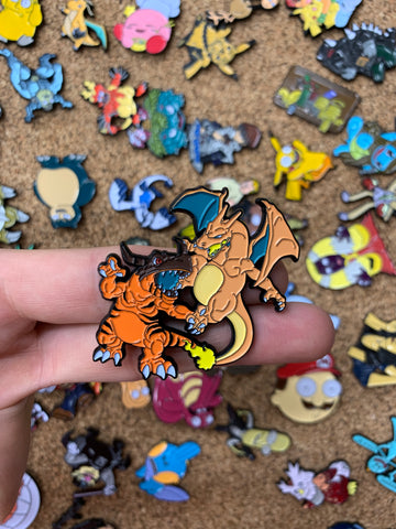 Charizard Vs. Greymon