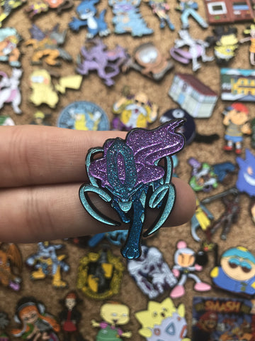 Suicune (Glitter Variant) - PinPatchInc