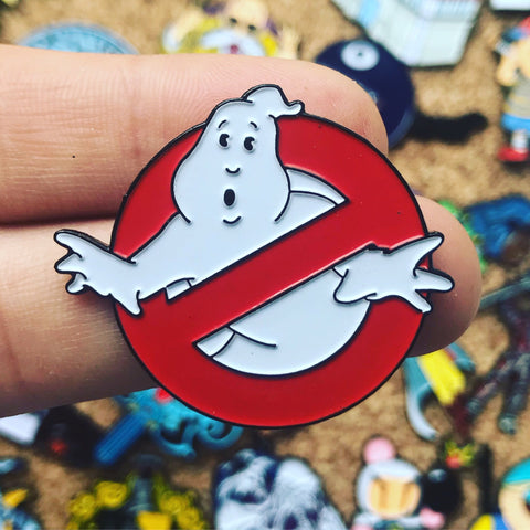 Ghostbusters - PinPatchInc