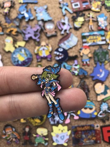 Dark Magician Girl - PinPatchInc