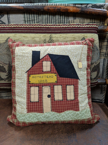 Country Homestead Pillow